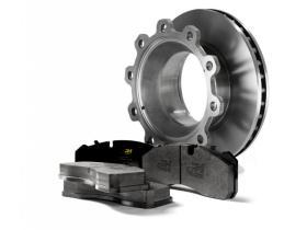 Discos de freno vehículo industrial/ Truck & Bus Brake Discs