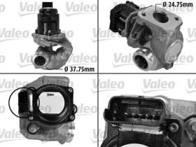 VALEO 700414 - Válvula AGR Original Part
