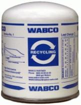 Wabco 4324102227 - Válvula secadora