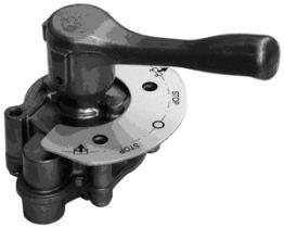 Wabco 4630320207 - Válvula control de altura