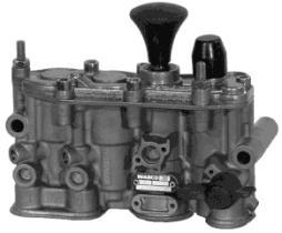 Wabco 4630840000 - Valvula de Control Direccional 3/2 Vías