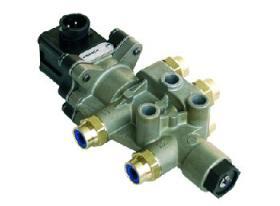 Wabco 4630840410 - Válvula compacta del eje elevable de un circuito