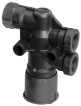Wabco 9630060017 - Válvula de afojamiento