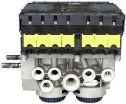 Wabco 4801020307 - Modulador Remolque EBS E Standard 2S/2M (sin PEM ni racores)
