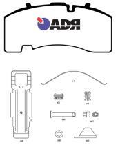 Adr 10180600 - BPW SH SB 4345