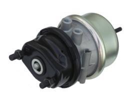 Wabco 9253840100 - Actuador de doble membrana 20/24 para freno de disco