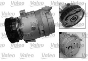 VALEO 699072 - COMPRESOR NUEVO VALEO MQ FAB.ORIGINAL VISTEON MODELO FS10