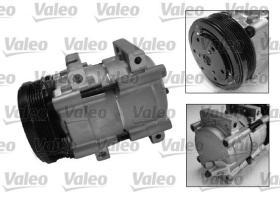 VALEO 699119 - Compresor, aire acondicionado  NEW ORIGINAL PART
