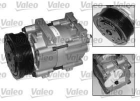 VALEO 699127 - COMPRESOR NUEVO VALEO MQ FAB.ORIGINAL VISTEON MODELO FS10