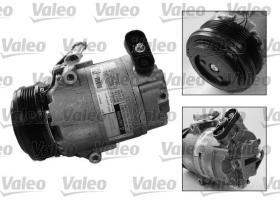 VALEO 699270 - Compresor, aire acondicionado NEW ORIGINAL PART