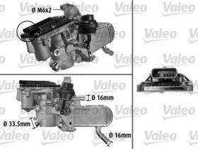 VALEO 700433 - Válvula AGR Original Part
