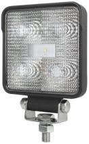 Hella 1GA357107012 - Faro de trabajo LED S2500