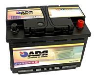 Adr ADR0650 - BATERíA TURISMO 62AH + IZQUIERDA