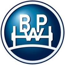 Alta rotación (Rodamientos, amortiguadores y forros)  BPW